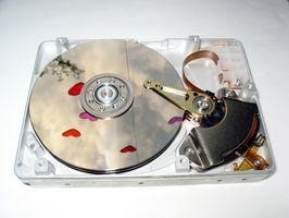 Come rimuovere il disco rigido HP Dv9500 Notebook