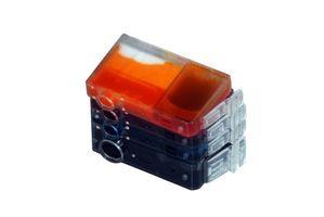 Come ricaricare la cartuccia d'inchiostro in un T0603 di Epson