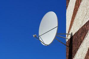 Come costruire Internet via Satellite per ottenere WiFi