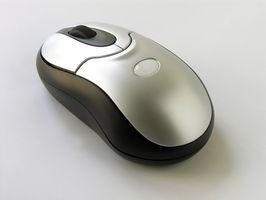 Come ripristinare il registro di sistema del Mouse