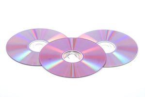 Come riparare una struttura DVD