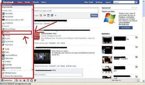 Come caricare foto sul nuovo Facebook