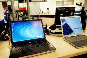 Come prendere il disco rigido da un notebook Gateway
