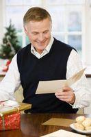 Come fare le cartoline di Natale utilizzando Microsoft Word