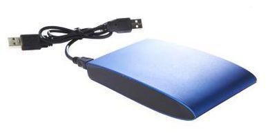 Come disconnettere un Hard disk esterno portatile Toshiba da un PC