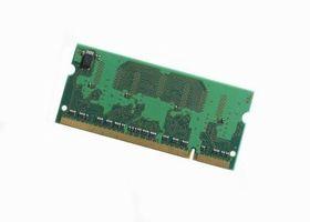 Dell Inspiron B120 installazione della memoria