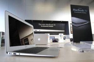 Come pulire il disco rigido di un Macbook Air