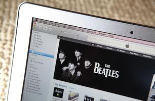 Come importare i file PDF in iTunes