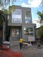 Sostituzione di finestre in legno su case dello Stucco