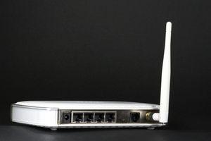 Come configurare Wireless per un Server Internet su rete LAN