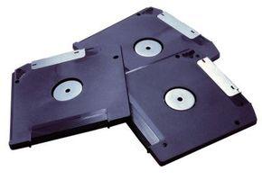 Come posso formattare il mio disco Iomega Zip?