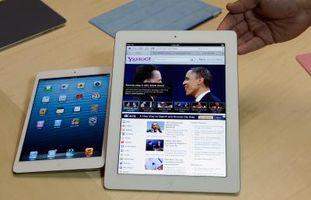 Può essere cache deselezionata automaticamente in un iPad?