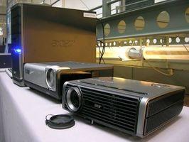 Informazioni sull'affitto di Video proiettore digitale