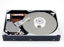 Come sostituire un disco in un Compaq Presario 5430US