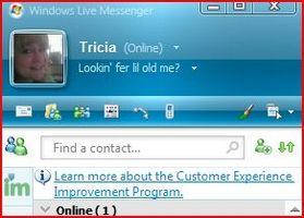 Come mettere uno sfondo a un Windows Live Messenger