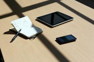 Come utilizzare un proiettore Wireless con un iPad
