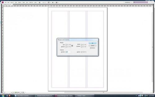 Come fare colonne in InDesign