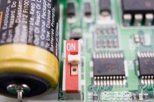 Come sostituire una batteria di Packard Bell 486