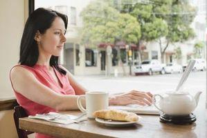 Programmi per trovare le posizioni di WiFi pubblico