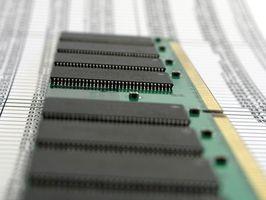 Come sostituire la RAM su un Sony Vaio