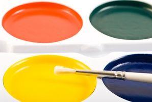 Come fare un'immagine con uno sfondo trasparente in vernice