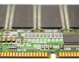 Come installare un aggiornamento della memoria su un Dell Inspiron 640m