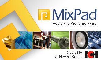 Come aggiungere la voce a un brano strumentale utilizzando MixPad