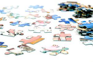 Come creare un effetto Puzzle in Illustrator