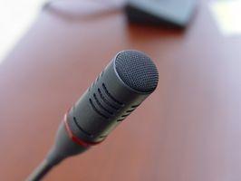 Come si disattiva un microfono incorporato