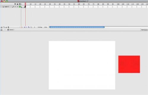 Come creare un'animazione in Flash