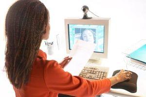 Come fare chiamate Webcam