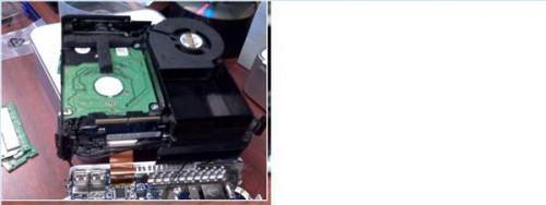 Come modificare un Mac Mini Hard disk