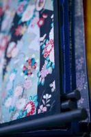 Come cucire tonalità in tessuto
