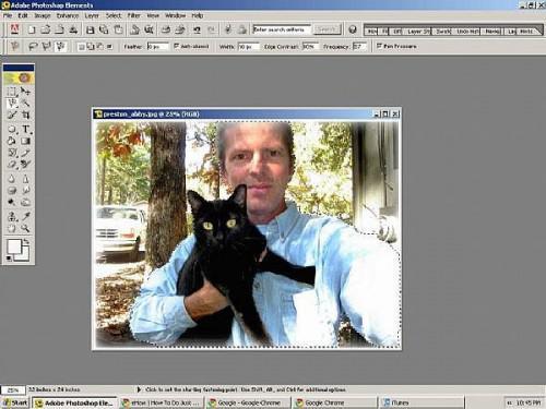 Come rimuovere lo sfondo da una foto o altra immagine