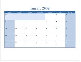 Come creare un calendario in Microsoft Excel