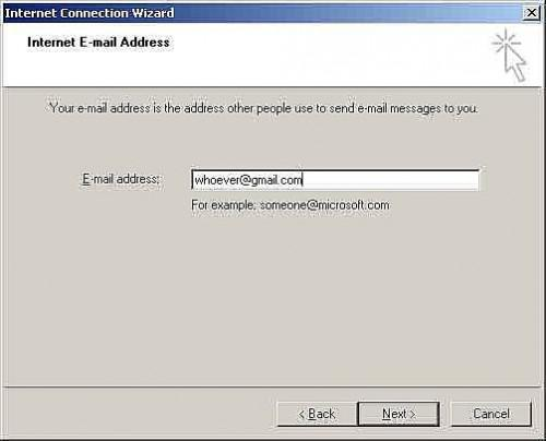Come impostare Gmail in Outlook Express