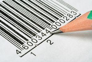 Come faccio a convertire i numeri in codice a barre?