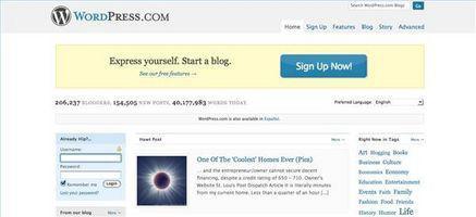Come costruire un sito web gratuito di Teen