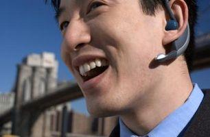 Come usare l'iPad con un auricolare Bluetooth VoIP