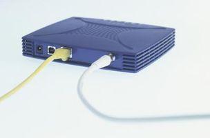 Come utilizzare un Router come un interruttore