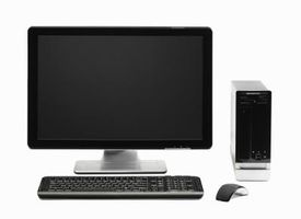Come montare un Monitor di PC schermo piatto 17 pollici sulla parete