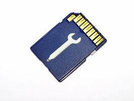 Come formattare la scheda SD di 2Gb
