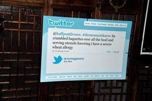 Come creare uno sfondo di Twitter facile