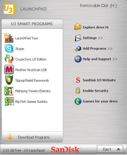 Istruzioni per l'uso USB Cruzer Micro