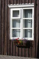 Come aggiungere un telaio di finestra
