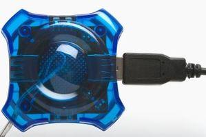 Come aggiungere due porte USB con uno Splitter