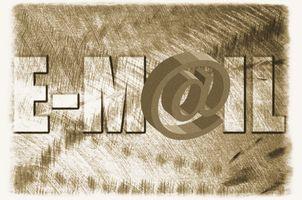 Come aggiungere uno sfondo a un'Email utilizzando Outlook