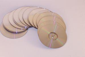 Come mettere file musicali da una Flash Drive su un CD