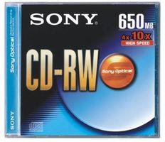 Come cancellare un CD-RW in Vista