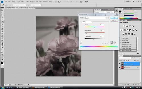 Come modificare il colore di qualcosa in una foto con Photoshop